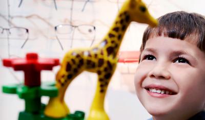 Kinderen en optometrie
