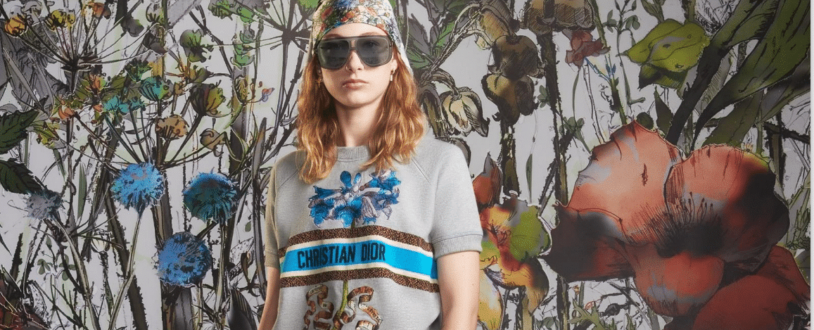 Nieuw: de brillen van Dior